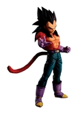Dragon ball - ichibansho super saiyan 4 vegeta figure 25cm