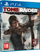 Tomb Raider Definitive édition Pre-order - PS4