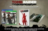 Tomb Raider Definitive édition Pre-order - XBOX ONE