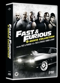 Fast & furious - 9 movie collection box with hobbs & shaw