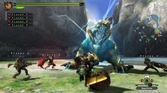 Monster Hunter 3 Ultimate - WII U