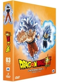 Dragon ball super intégrale box 3
