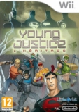 Young Justice l'heritage - WII