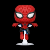 Funko pop! marvel 80th anniversary spider man first appearance