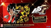 Persona 5 royal - steelbook launch edition - PS4