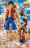 One piece - model kit mg figurine monkey d luffy - 1/8