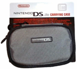 Sacoche de transport DS Lite officielle Nintendo Grise