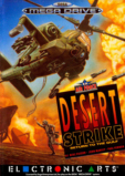 Desert Strike : Return to the Gulf - Mégadrive