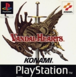 Vandal Hearts - PlayStation