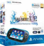 Console PS Vita Wifi Final Fantasy X/X-2 HD