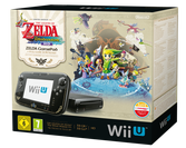 Console Nintendo Wii U The Legend of Zelda Wind Waker HD - 32 Go