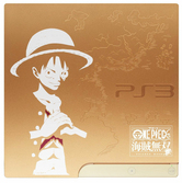 PS3 Slim 320 Go édition One Piece Kaizoku Musou Gold [Import Jap]