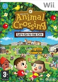 Animal Crossing Let's go to the city - WII