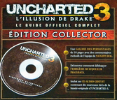 Guide Uncharted 3 L'Illusion De Drake édition collector
