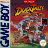 Duck Tales : La Bande À Picsou - Game boy