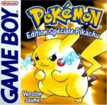 Pokemon Version Jaune édition Spéciale Pikachu - Game Boy