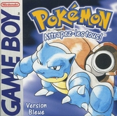 Pokemon Version Bleu - Game Boy