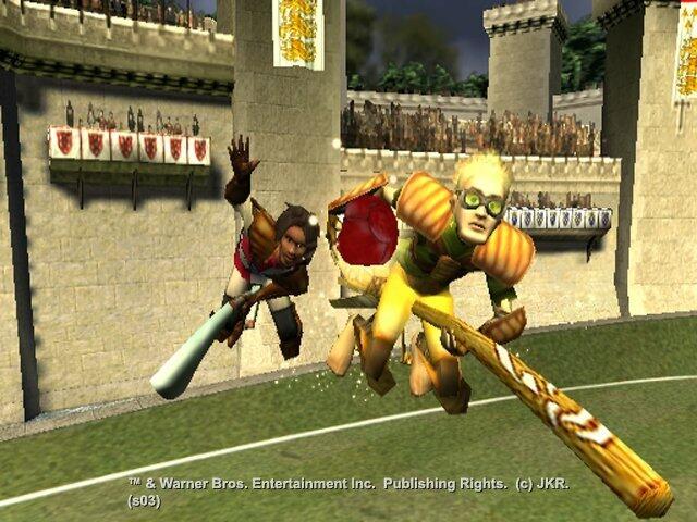 Harry potter coupe du monde de quidditch gamecube - Harry potter coupe du monde de quidditch ...