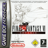 Final Fantasy VI Advance - Game Boy Advance