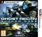 Ghost Recon : Shadow Wars - 3DS