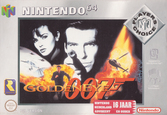 James Bond 007 GoldenEye édition Players Choice - Nintendo 64