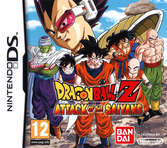 Dragon Ball Z : Attack Of The Saiyans - DS