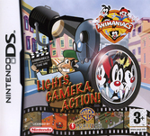 Animaniacs Lights, Camera , Action - DS