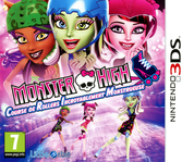 Monster High : Course De Rollers Incroyablement Monstrueuse - DS