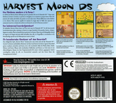 Harvest Moon - DS